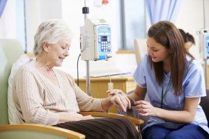 terapia oncologica nel paziente anziano